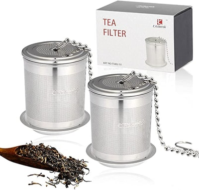 K Kitcherish Tea Ball Strainers (2-Pack)