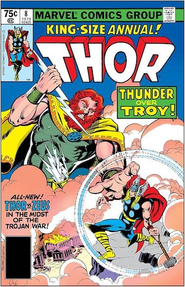 Thor Anwal (1966) Νο. 8, από τους Keith Pollard και Bob Layton.