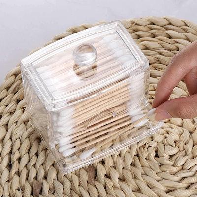 Tbestmax Cotton Swab Holder