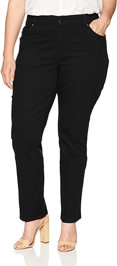 Lee Plus Size Relaxed Fit Straight Leg Jean