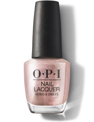 """Nail Lacquer In """"Metallic Composition"""""""