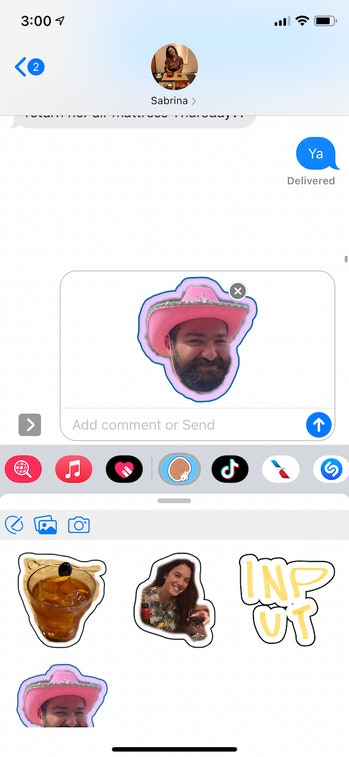 A new app called StickerDoodle makes it easy to create custom stickers you can send to friends and f...