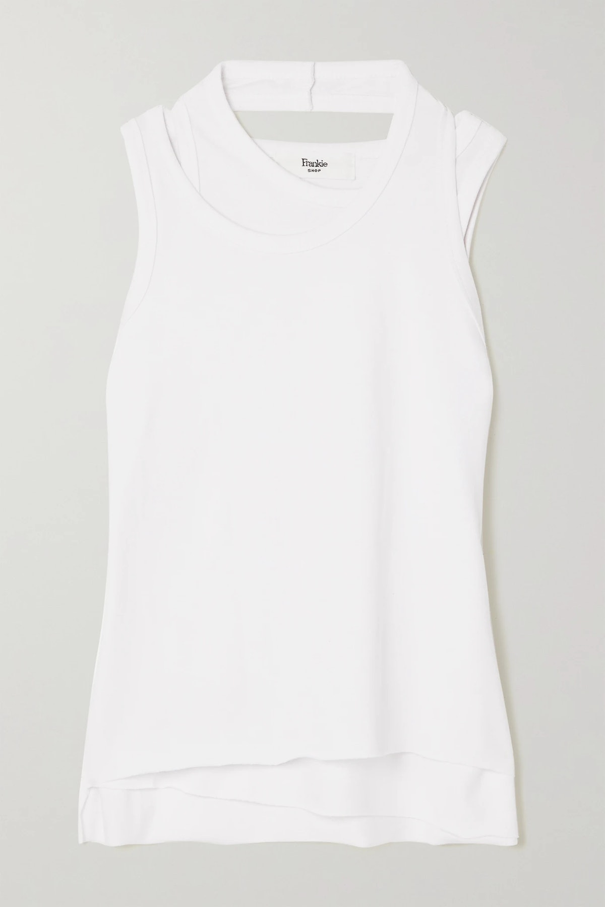 The Frankie Shop's Layered White Tank.