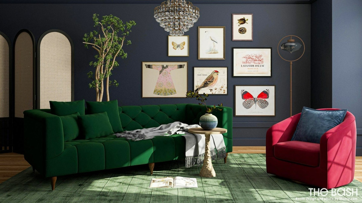 Here are the best Zoom backgrounds to give your home a virtual makeover.