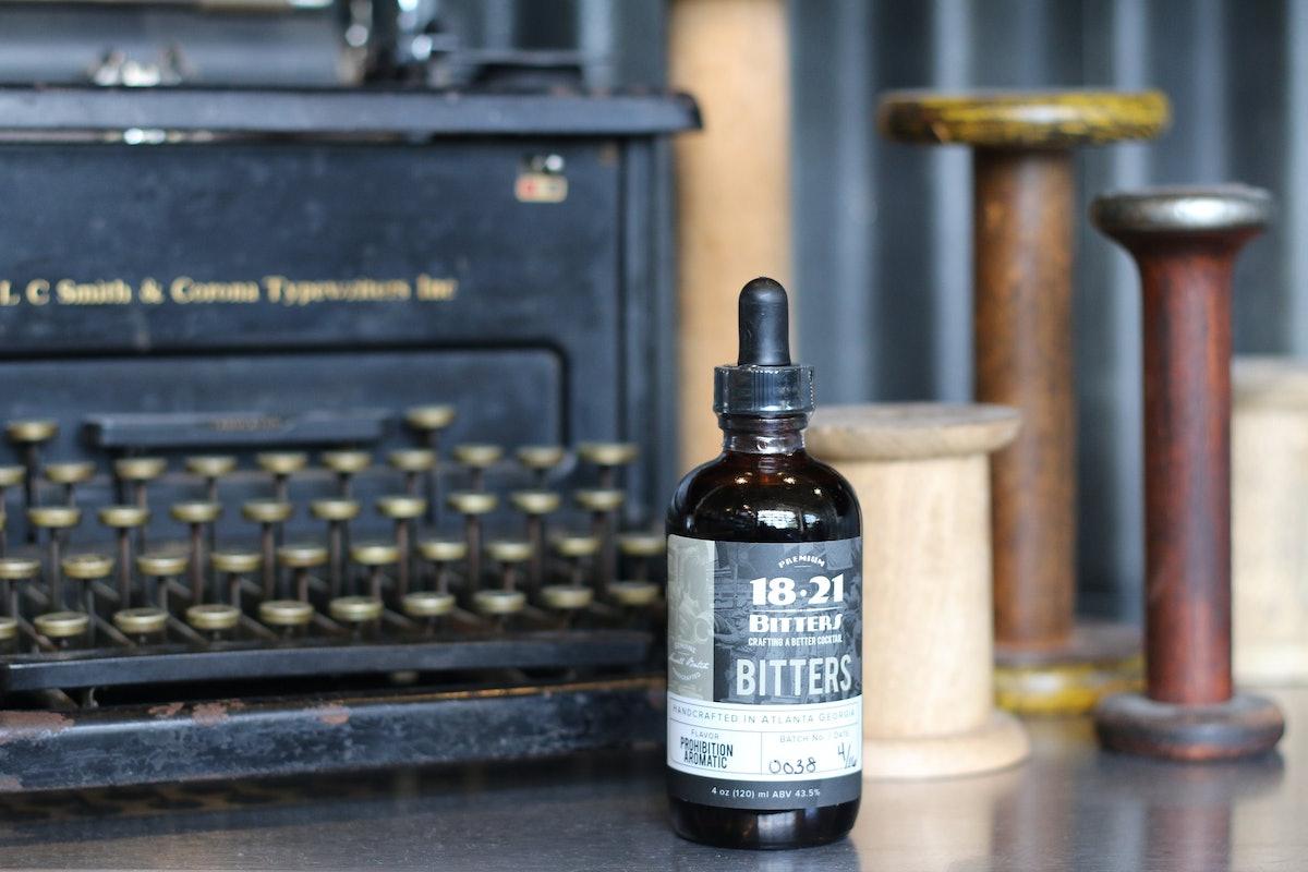 Prohibition Aromatic Bitters