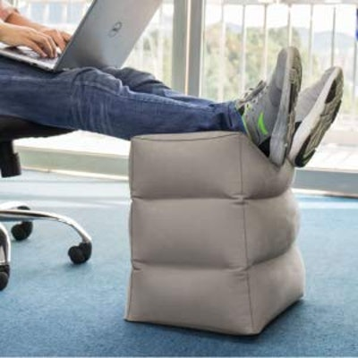 Maliton Inflatable Travel Footrest