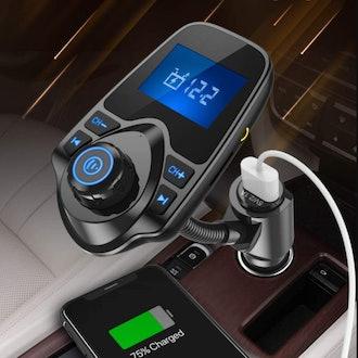 Nulaxy Bluetooth Car Transmitter
