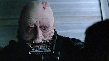 Anakin Obi Wan Kenobi Darth Vader leak