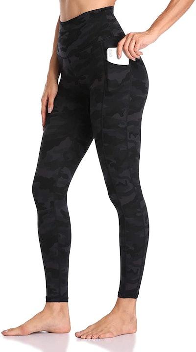 Colorfulkoala High Waisted 7/8 Length Leggings with Pockets