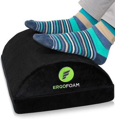 ErgoFoam Adjustable Footrest