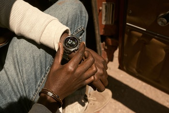 Fossil Gen 6 smartwatch with physical buttons