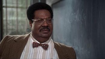 the nutty professor sherman klump