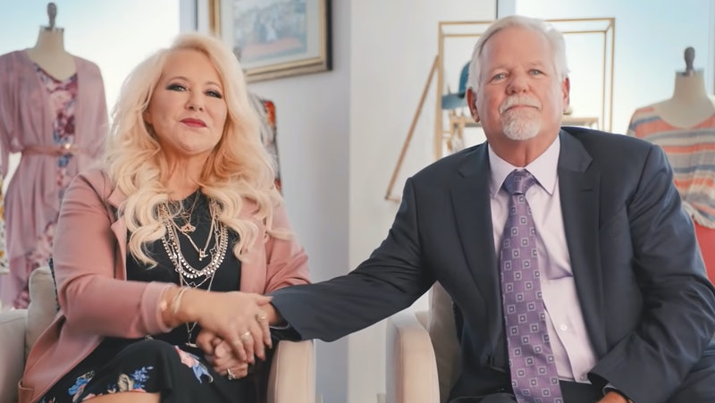 DeAnne and Mark Stidham in a still from the Amazon prime documentary series 'LuLaRich.'