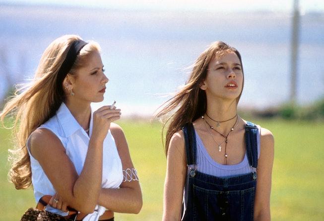 I  Know What You Did Last Summer - 1997; Sarah Michelle Gellar, Jennifer Love Hewitt.
