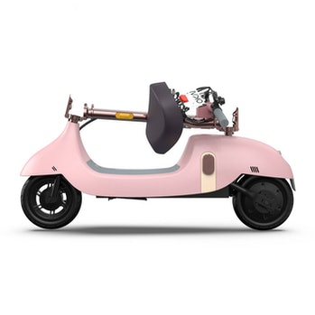 Okai has begun pre-orders for its EA10A electric scooter.