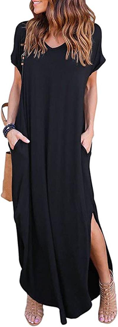 HUSKARY Maxi Dress