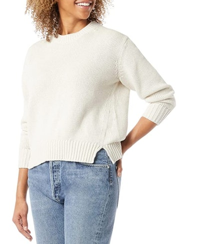 Daily Ritual Oversized Pullover Sweater