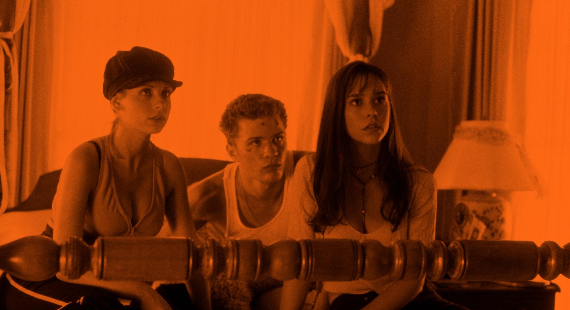 I Know What You Did Last Summer - 1997; Sarah Michelle Gellar, Ryan Phillippe, Jennifer Love Hewitt.
