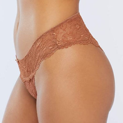 Savage X Fenty Floral Lace Cheeky Underwear