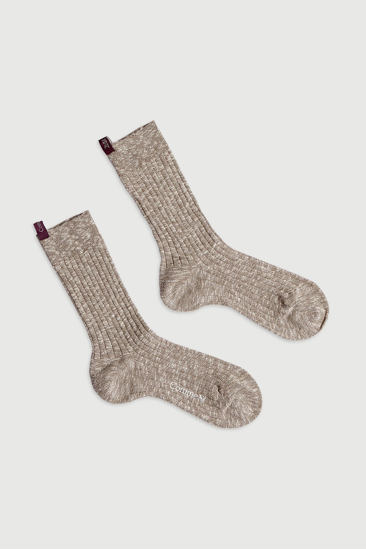 Comme Si The Marled Sock