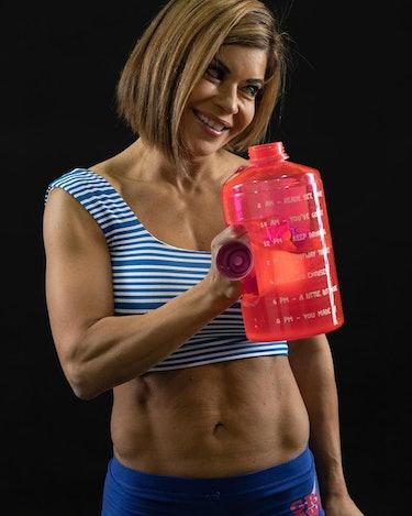 karina rabin hydromate gallon water bottle