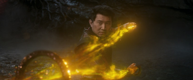 Simu Liu stars as Shang-Chi in Marvel Studios' new film.