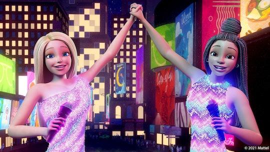 'Barbie: Big City, Big Dreams' is heading to Netflix on Sept. 1, 2021.