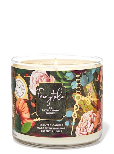 Fairytale 3-Wick Candle