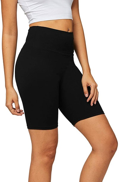 Conceited Ultra Soft High Rise Biker Shorts