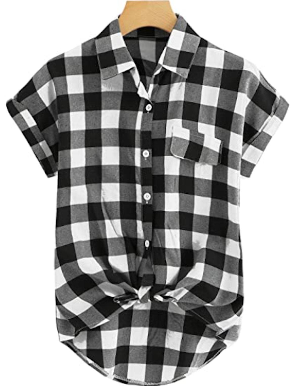 Milumia Button Down Shirt