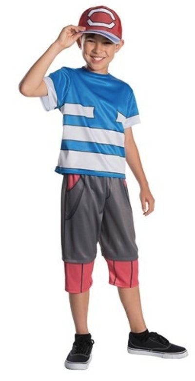 Ash Ketchum Pokemon Halloween costume