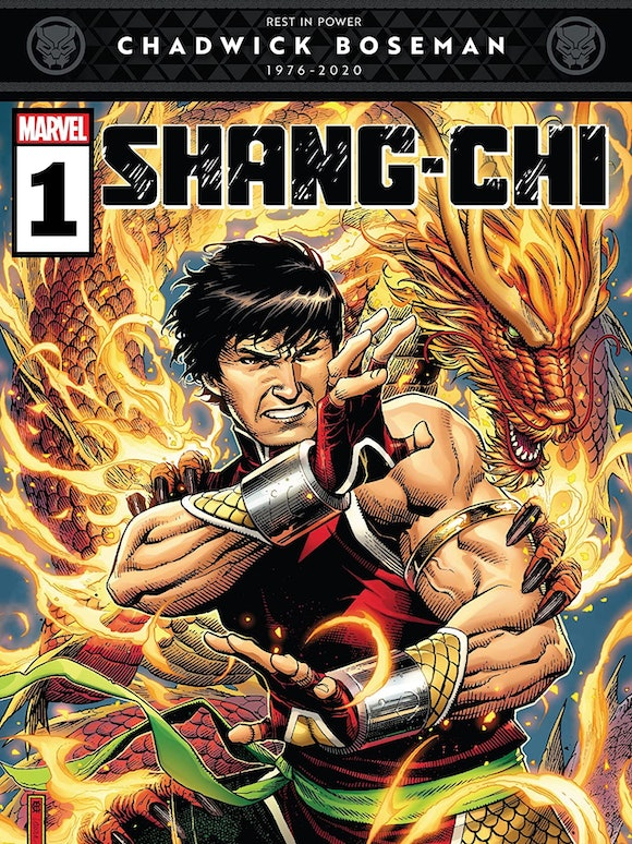 Since 2020, Chinese-American writer Gene Luen Yang has penned a new Shang-Chi comic book series publ...
