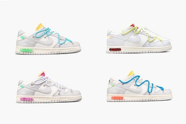 Nike Off-White Dunk Low sneakers