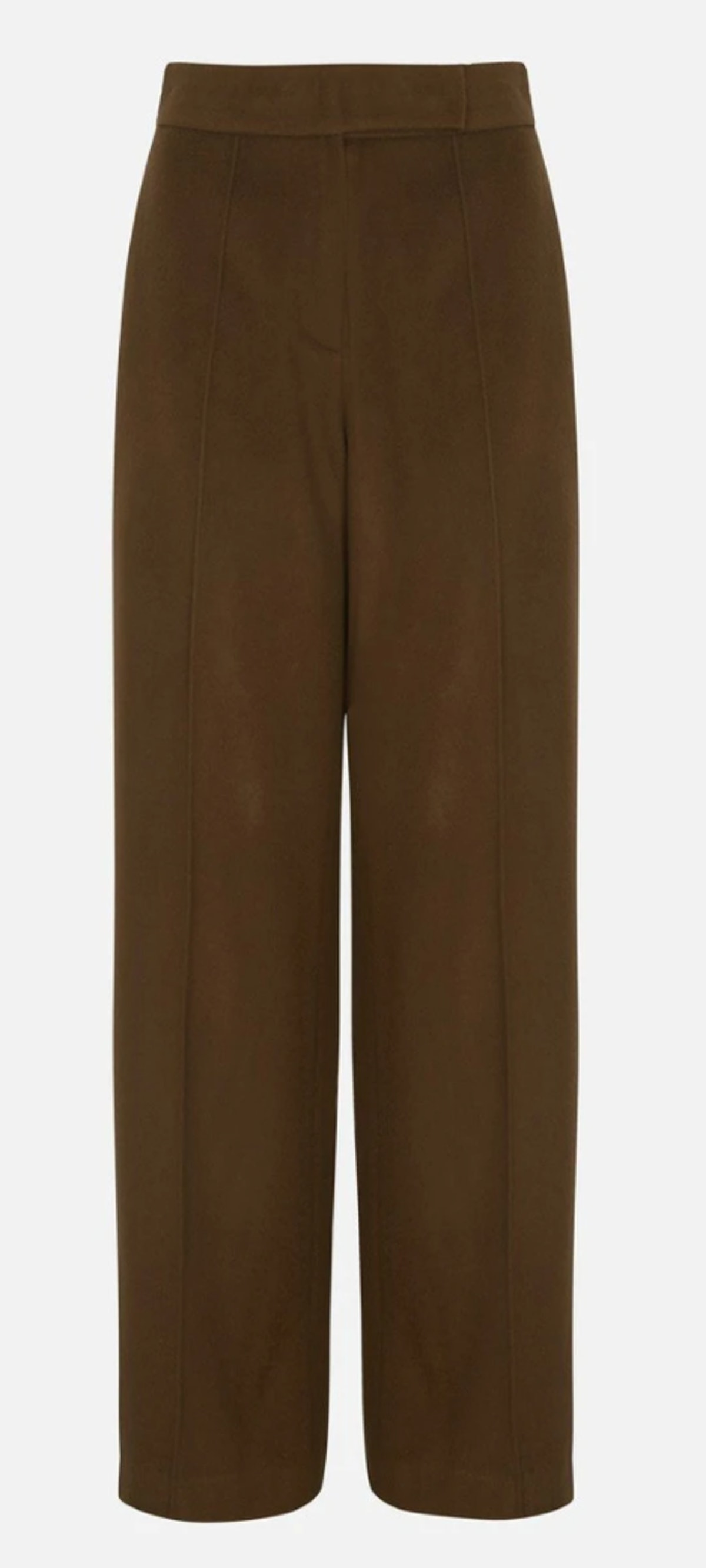The Frankie Shop Danu Belted Trousers