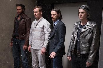 X-Men: Days of Future Past.