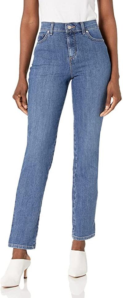 Gloria Vanderbilt High-Rise Tapered Jeans