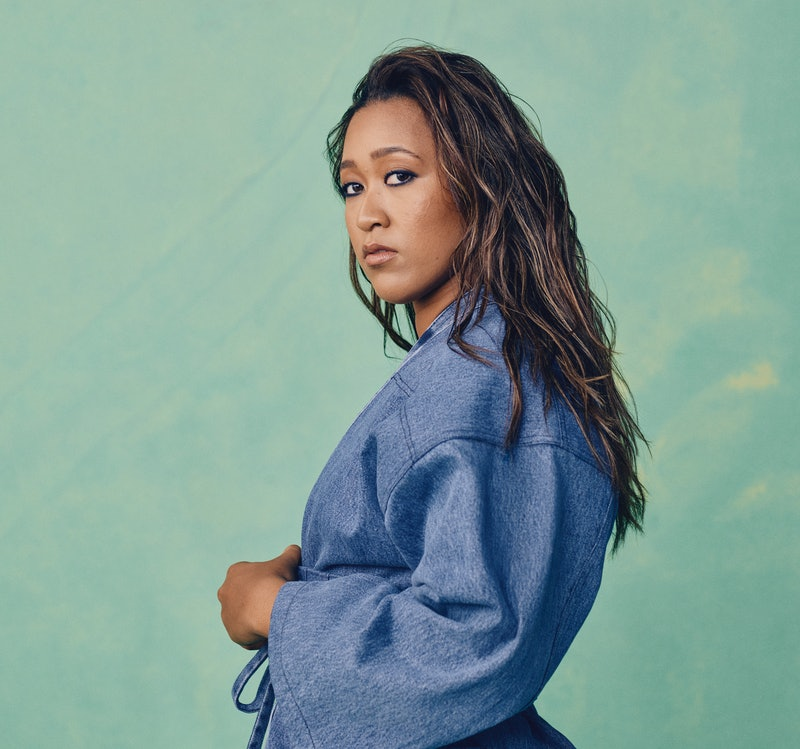 Naomi Osaka's first-ever Levi's collection honors her heritage in these subtle ways.
