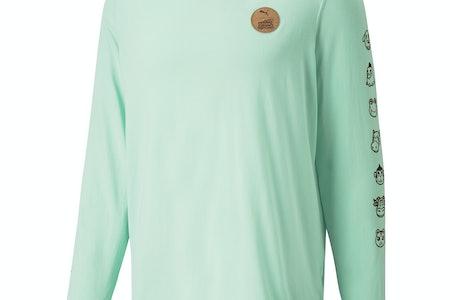 Puma Animal Crossing Long-Sleeve T-shirt