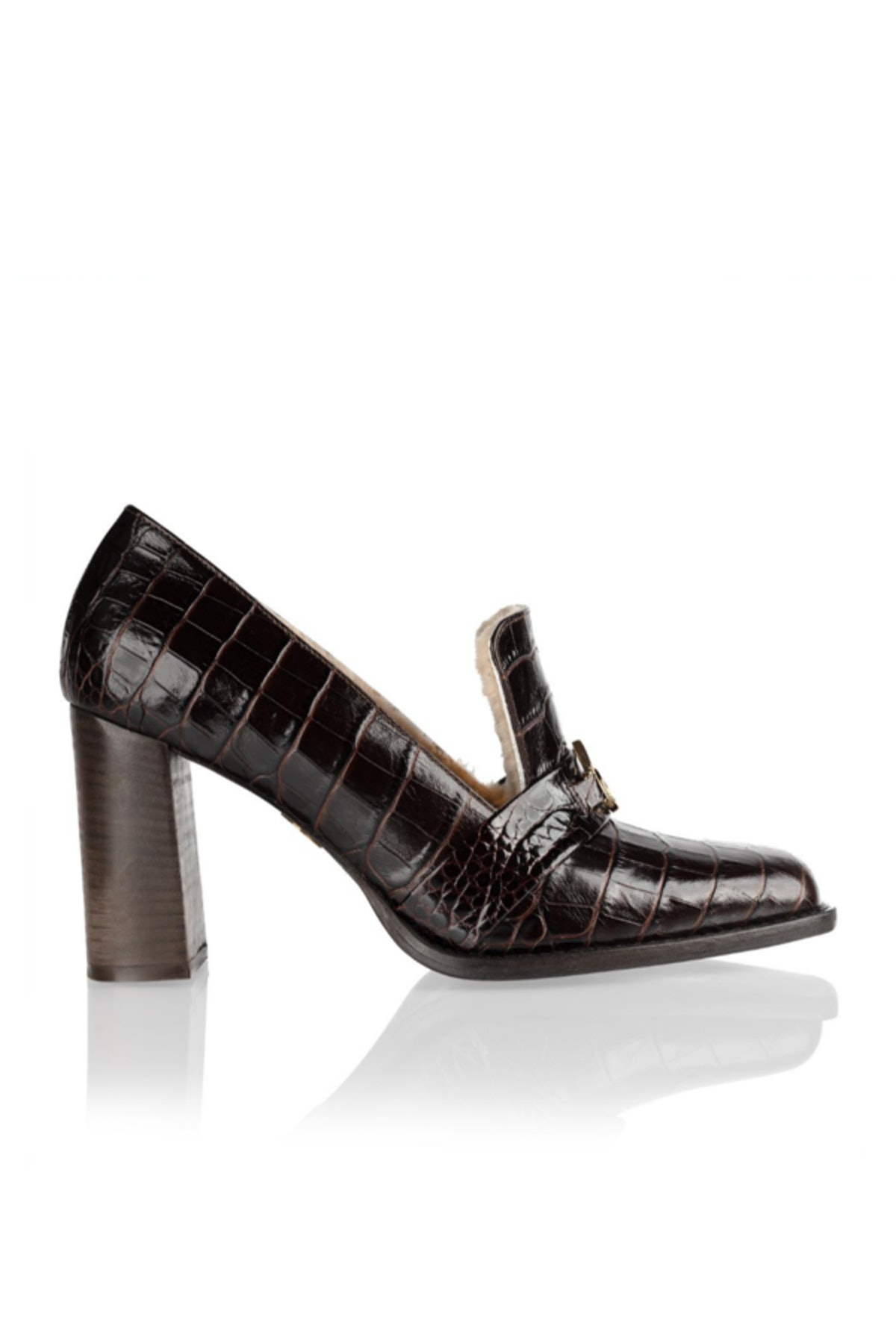 Brother Vellies Lauryn Loafer Espresso