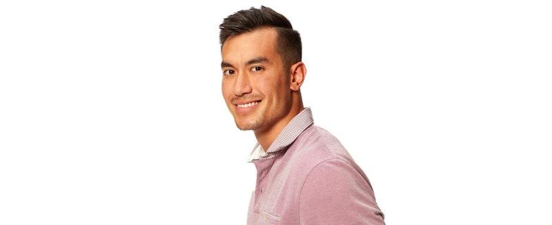 Chris Conran from Clare's season of 'The Bachelorette' via the ABC press site