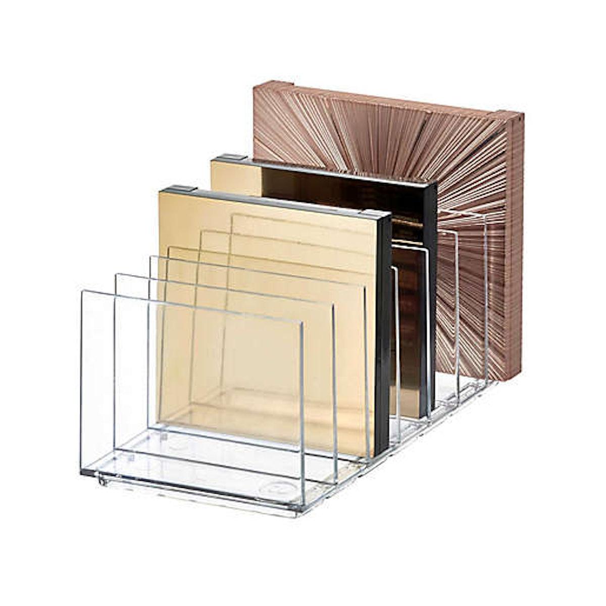 iDesign Cosmetic Palette Organizer