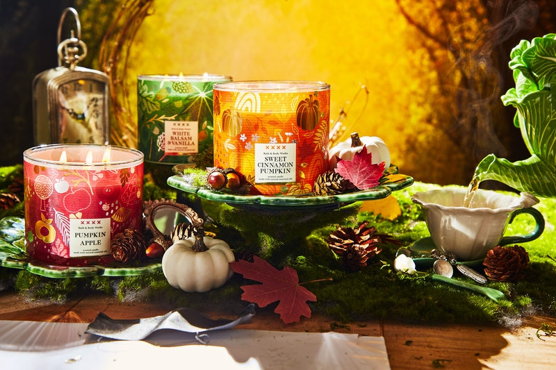 Bath & Body Works' fall 2021 scents are finally here.