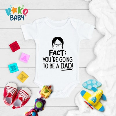 Fact: You're Going To Be A Dad Onesie