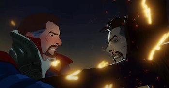 Doctor Strange What If Dark Dimension