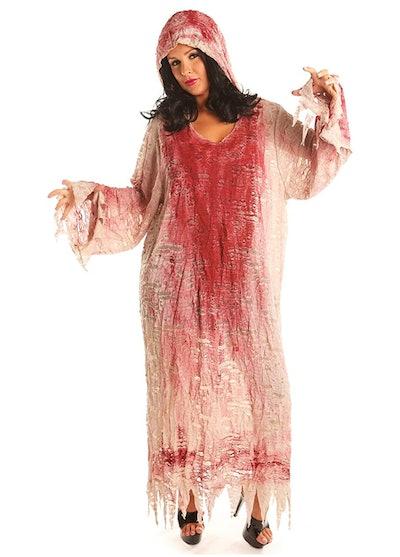 Disiao Women Zombie Bloody Living Dead Costume