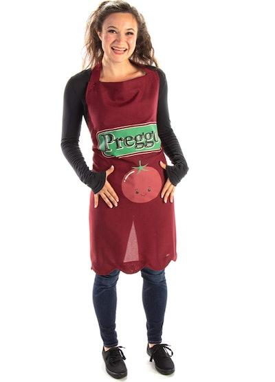 Preggo Apron - Funny Maternity Halloween Food Womens Costume