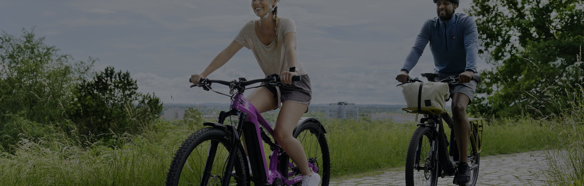 Bosch has unveiled new e-bike technologies that will make bicycles smarter with features like automa...