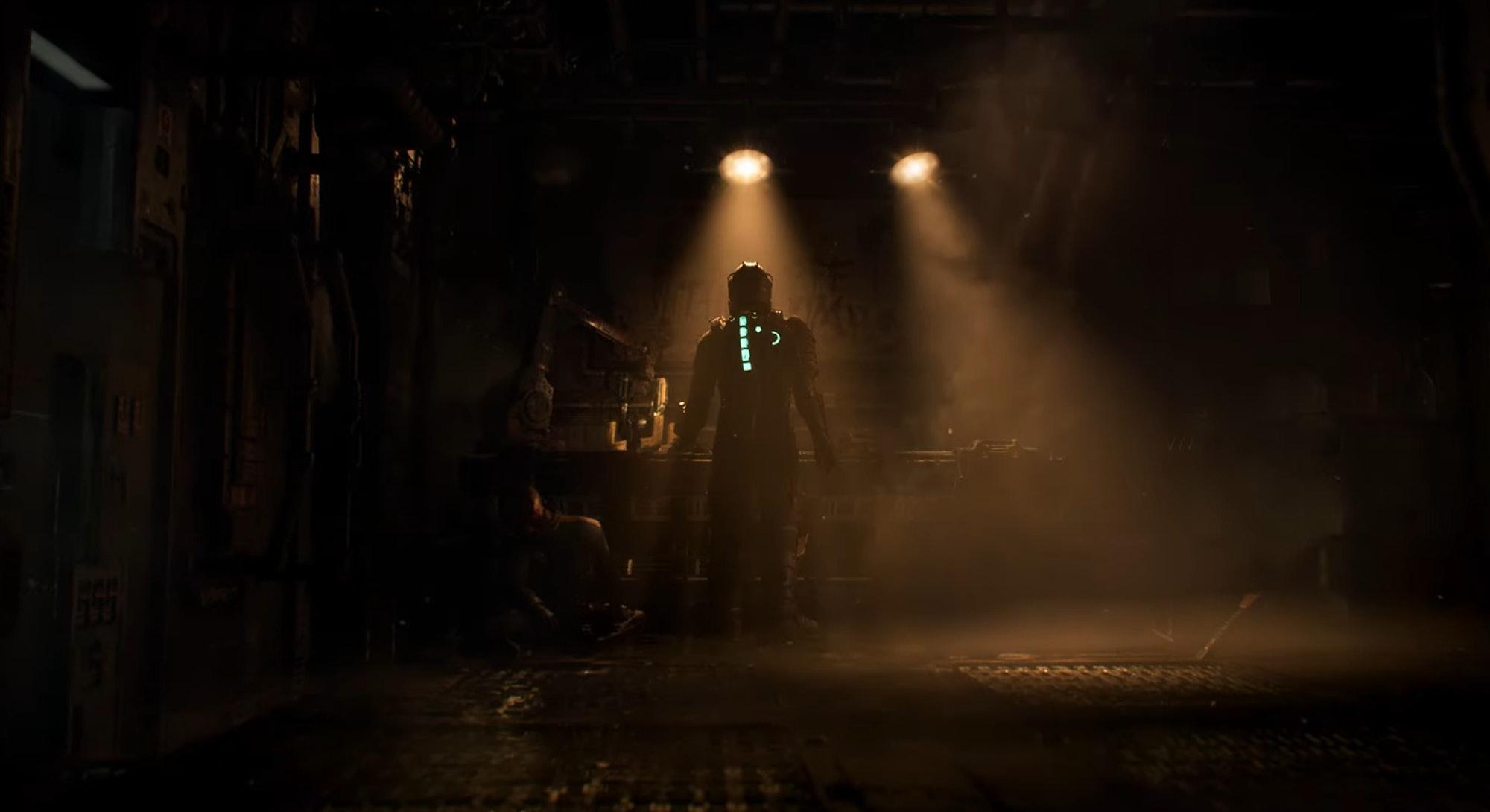 Issac Dead Space reveal trailer
