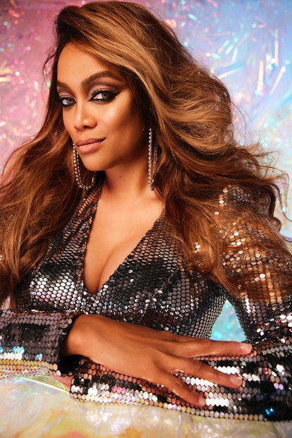 Tyra Banks will be back for her second year hosting 'Dancing with the Stars.' Photo via ABC