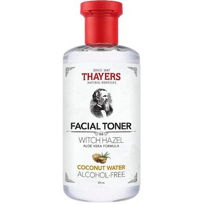 THAYERS Alcohol-Free Coconut Water Witch Hazel Facial Toner with Aloe Vera Formula